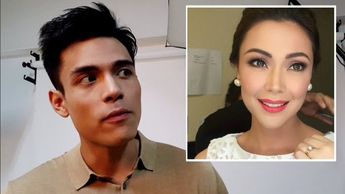 Xian Lim on how nervous he is meeting Jodi Sta. Maria