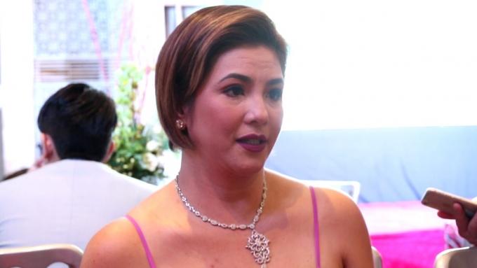 Why Regine told reporters: 'Galit na galit ang asawa ko.'