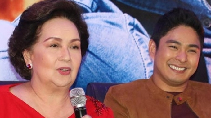 Susan Roces tells Coco Martin who to ask for Panday remake
