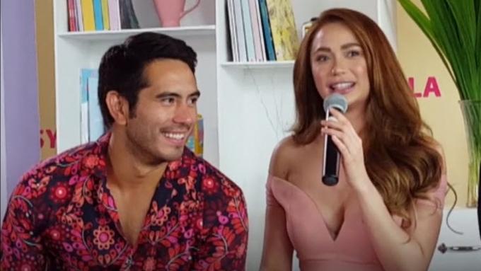 Arci on love scene with Gerald: Parang ayaw kong matapos.