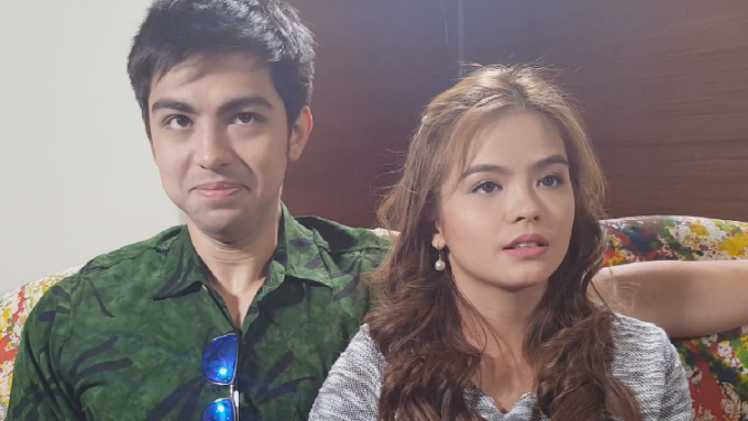 Bea Binene is not 'hot,' says Derrick Monasterio