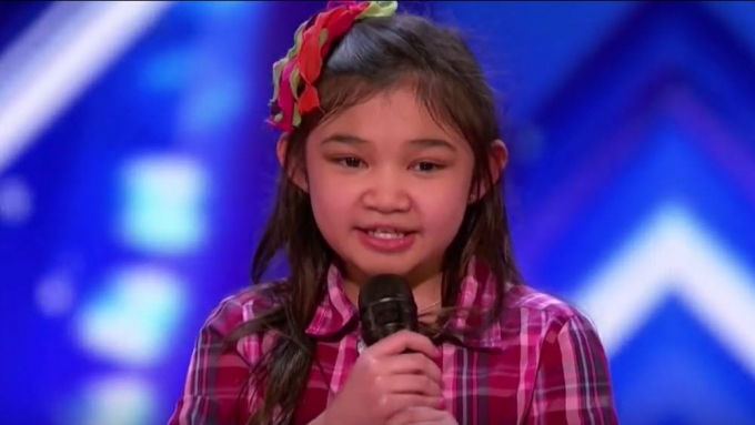 Half-Pinay Angelica Hale stuns in AGT