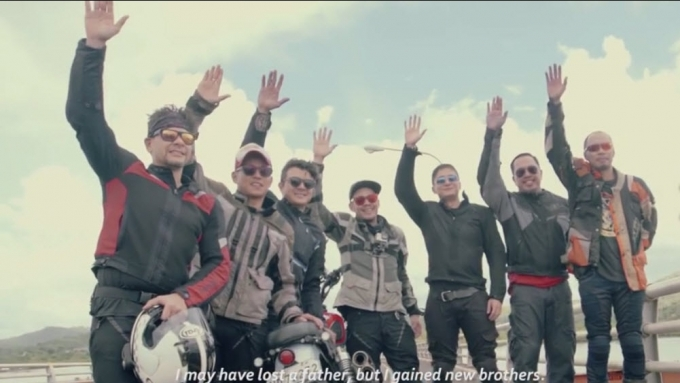 Jericho Rosales pays touching 'ride tribute' to dad