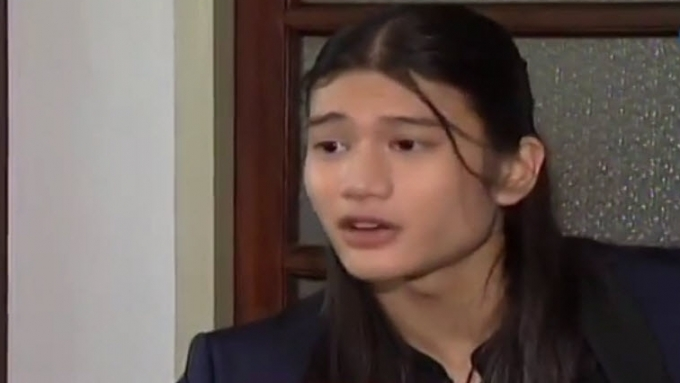 Guess what Gil Cuerva has in his bag