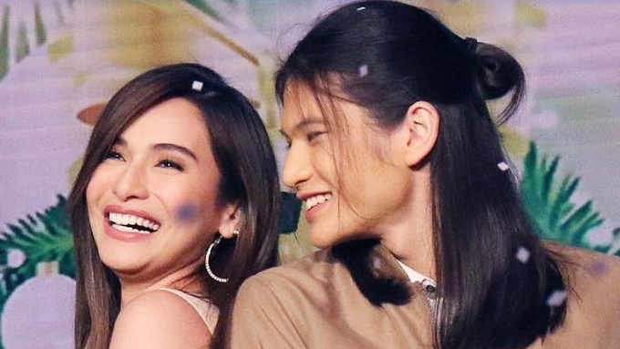 How close are Gil Cuerva and Jennylyn Mercado?