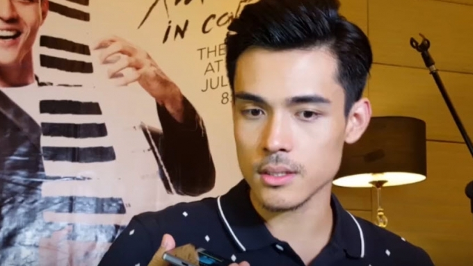 Watch how Xian Lim addresses rumored breakup with Kim Chiu