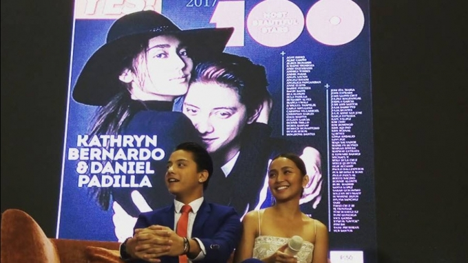 Is KathNiel this generation's most popular love team?