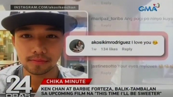 Kim Rodriguez on why she messaged