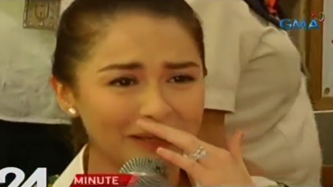 Why Marian Rivera got emotional at hospital event