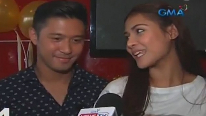 Sanya Lopez receives special birthday gift from Rocco Nacino