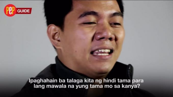 WATCH: Hugot spoken word para sa mga iniwan at ipinagpalit