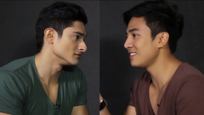 Addy Raj vs. Jak Roberto do the 'Don't Laugh Challenge'