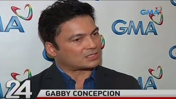 The actress Gabby Concepcion wishes to work with next