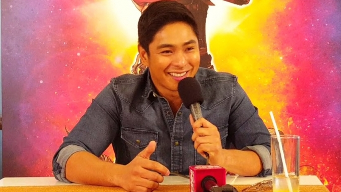 Would Coco Martin also run for president of the Philippines?