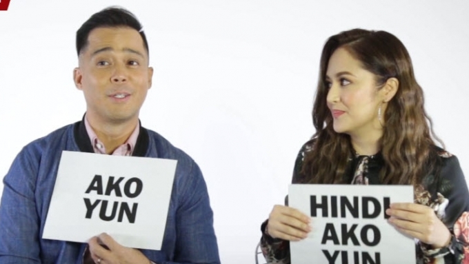 Watch Dingdong makes Jessa kilig with cheesy one liner