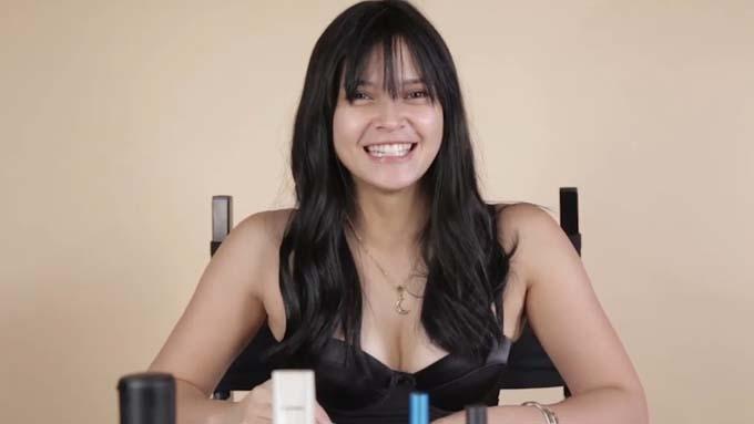 9786bb8f291 Bianca Umali takes the No Mirror Makeup Challenge