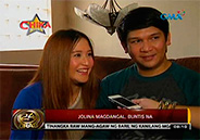Jolina Magdangal is two months pregnant!
