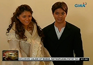 Kylie Padilla and Alden Richards try new look in