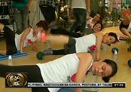 Madonna's Filipino-German trainer Nicole Winhoffer shares workout tips