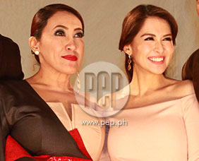 "Ai-Ai delas Alas and Marian Rivera feel overwhelmed after ""Kung"