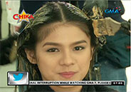 New look of Kim Rodriguez for role in Paraiso Ko'y Ikaw