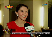 Marian Rivera and Ryzza Mae Dizon lend presence to concert for teacher