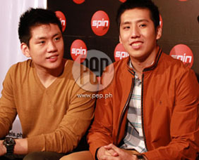 PEPtalk. How Jeric and Jeron Teng deal with sudden fame