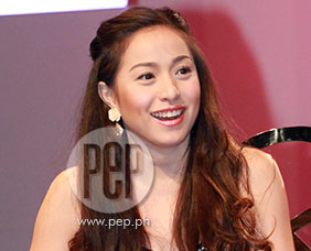 Cristine Reyes relates first