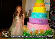 Marian Rivera gives Krystal Reyes a Jot Losa gown for her 18th birthda
