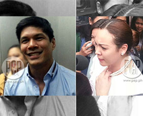 Raymart Santiago ready to face charges of Claudine Barretto