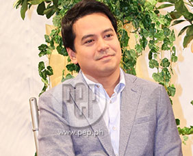 John Lloyd on co-star Sarah Geronimo