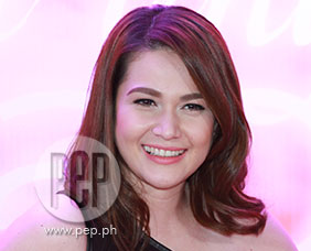 Bea Alonzo is challenged with