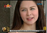 Marian Rivera alarmed by sudden ruckus on the set of Carmela
