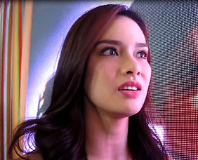 Erich Gonzales not jumping on the