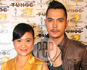 "Eugene Domingo on ""Tuhog"" chemistry with co-star Jake Cuen"
