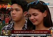 Kapuso stars reveal Holy Week plans