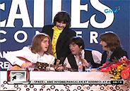 The Bootleg Beatles band serenades Filipino fans