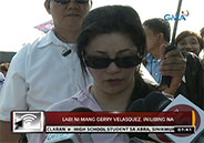 Mang Gerry Velasquez finally laid to rest