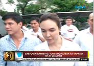 Gretchen Barretto testifies against sister Claudine in court