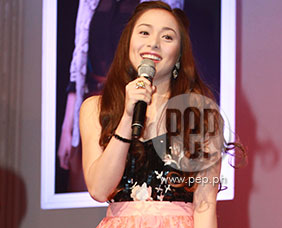 Cristine Reyes and Derek Ramsay not nervous about their high-profile r