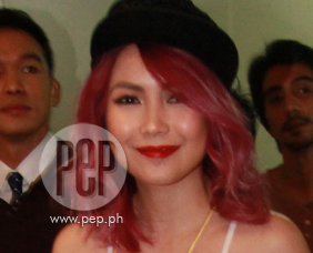 Yeng Constantino open to having more acting projects in the future