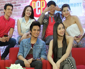 PEPtalk. Star Magic 2013 talents reveal their group's best singer
