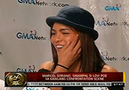 """Lovi Poe: """"It's an honor to be slapped by Maricel Soriano.&am"""