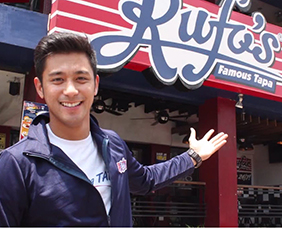 "Rocco Nacino's Rufo's Timog got ""special attraction"""