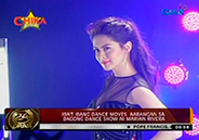 Marian Rivera to popularize dance moves on upcoming show Marian