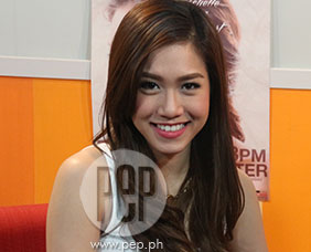 Rachelle Ann Go reacts to news comparing her to Sarah Geronimo