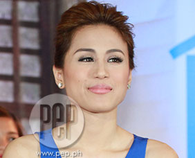 Toni Gonzaga pressured starring alongside John Lloyd Cruz