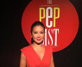 The PEP List awards: Korina Sanchez