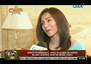 Jennylyn Mercado gears up for solo concert and show in Europe