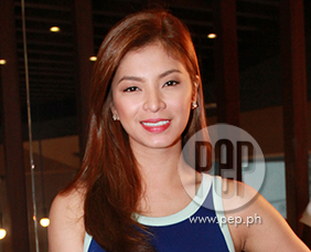 Angel Locsin celebrates birthday on the set of The Legal Wife